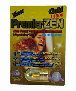 Premier Zen Gold 17000 5 Pill