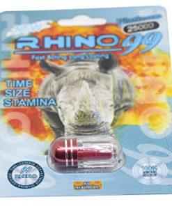 Rhino 99 25000 6 Pill Pack