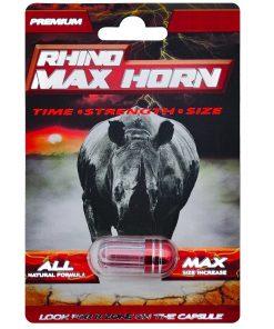 Rhino Max Horn 7000 5 Pill Pack