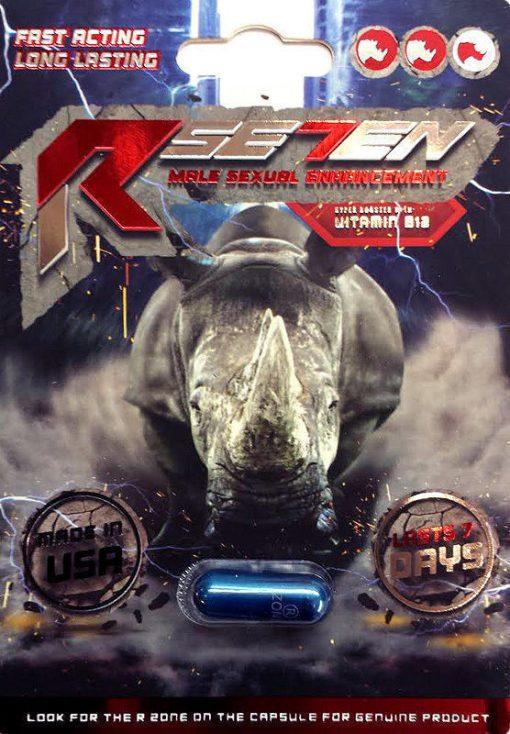 Rhino Rse7en 5 Pill Pack