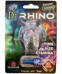 Dr Rhino 50000 5 Pill Pack