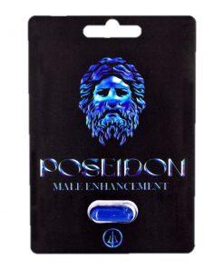 Poseidon Blue 5 Pill Pack