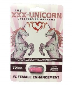 The XXX Unicorn 5 Pill Pack