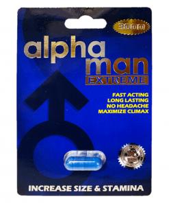 Alpha Man 3000 5 Pill Pack