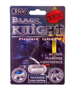Black Knight 3500 5 Pill Pack