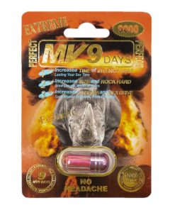 MV9 Extreme 9000 5 Pill Pack