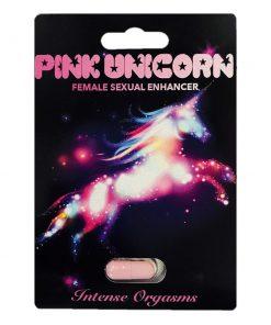 Pink Unicorn 5 Pill Pack