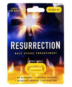 Resurrection 43000 5 Pill Pack
