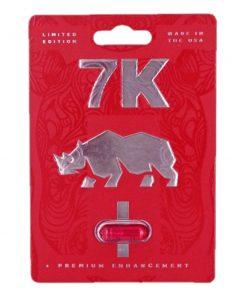 Rhino 7K 5 Pill Pack