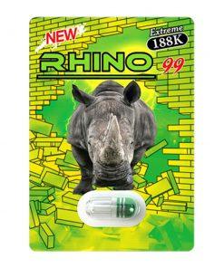 Rhino 99 188K 20 Pill Pack