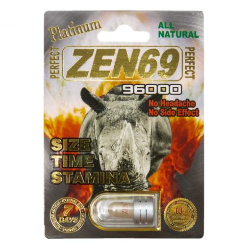 Perfect Zen 69 96000 5 Pill Pack