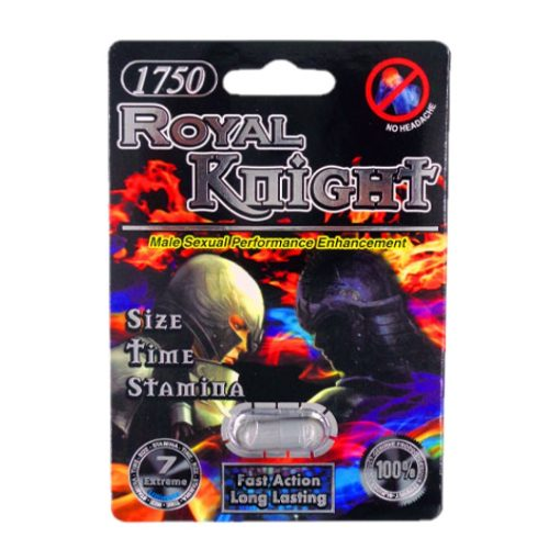Royal Knight 1750 5 Pill Pack