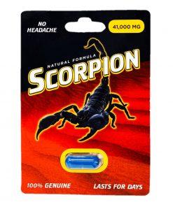 Scorpion 41000 5 Pill Pack