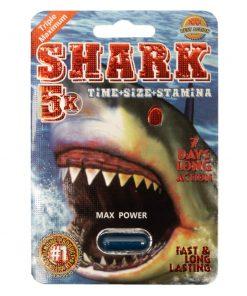 Shark 5K 5 Pill Pack