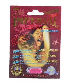 Imperial Extreme 5000 5 Pill Pack