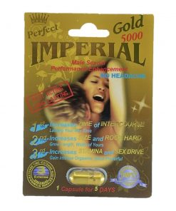 Imperial Gold 5000 5 Pill Pack