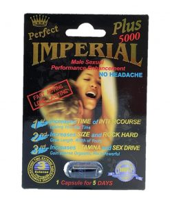 Imperial Plus 5000 5 Pill Pack