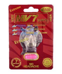 MV7 Extreme 3500 5 Pill Pack