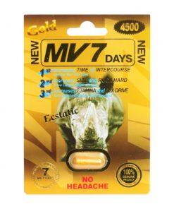 MV7 Gold 4500 5 Pill Pack