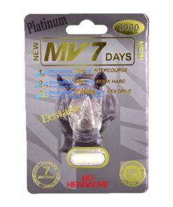 MV7 Platinum 5000 5 Pill Pack