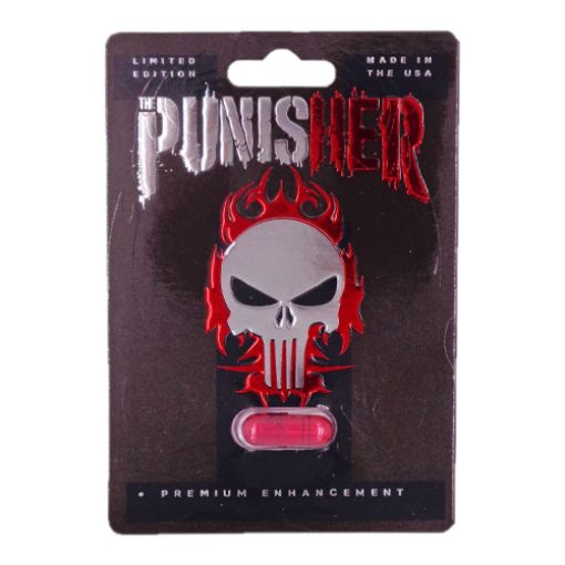 The Punisher 5 Pill Pack