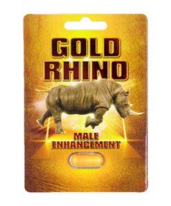 Rhino Gold 5 Pill Pack