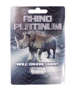 Rhino Platinum 5 Pill Pack