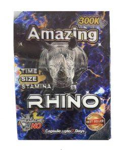 Amazing Rhino 300K 5 Pill Pack