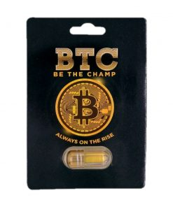 BTC Be The Champ 5 Pill Pack