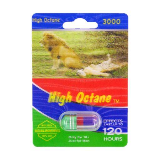High Octane 3000 5 Pill Pack