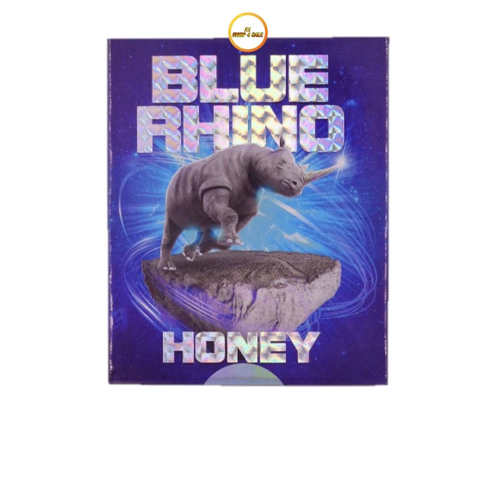 Rhino Blue Honey 5 Sachet Pack