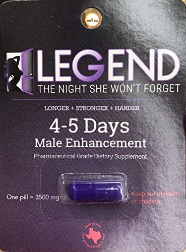 Legend ME-72 3 Pill Pack