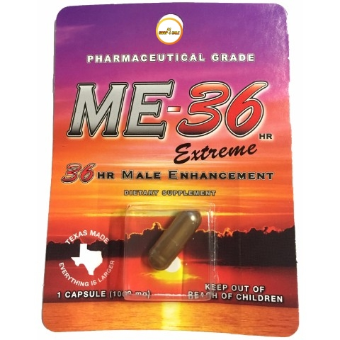 ME-36 HR Extreme 3 Pill Pack
