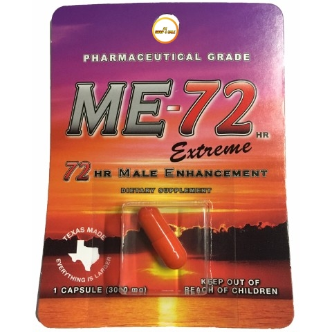 ME-72 HR Extreme 20 Pill Pack
