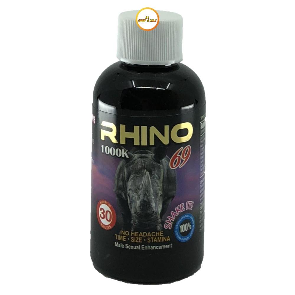 Rhino 69 1000K 6 Shot Pack