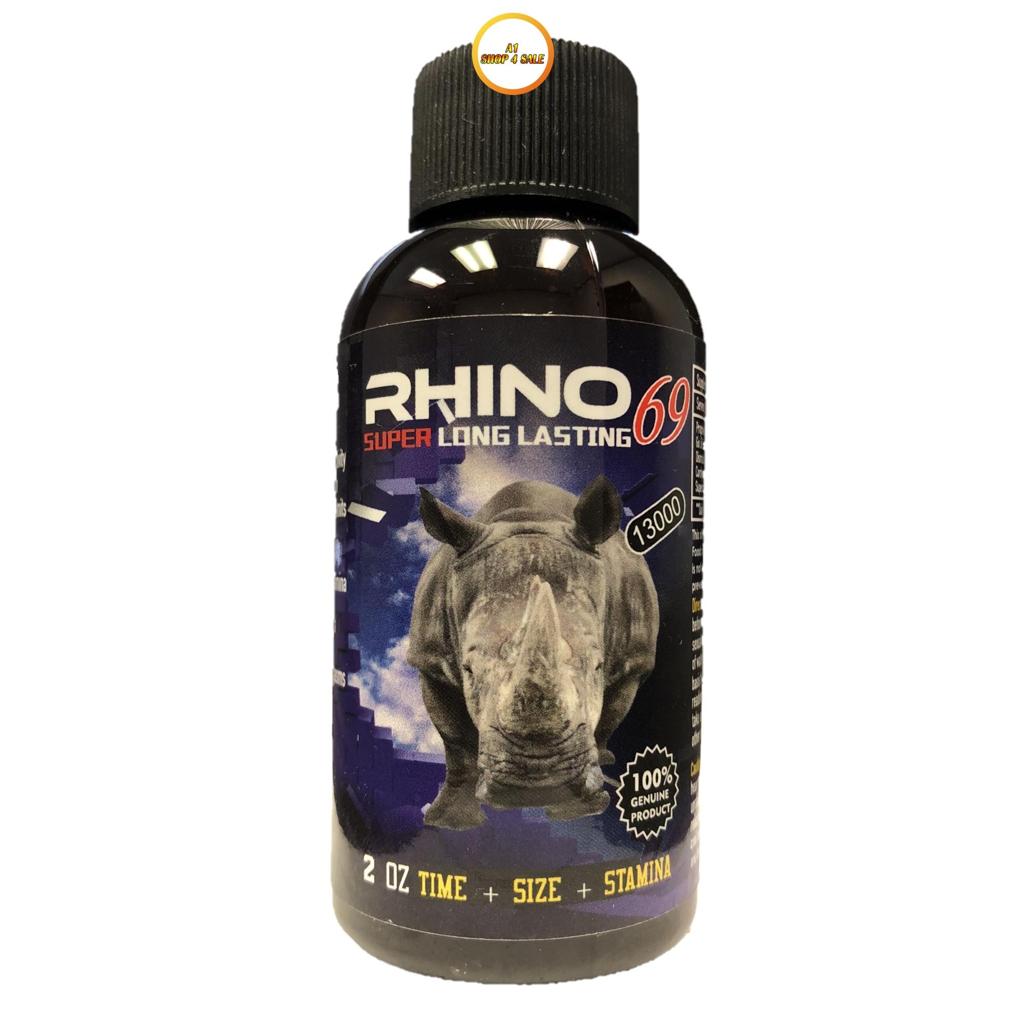 Rhino 69 13000 6 Shot Pack